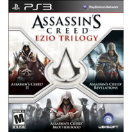 Assassin's Creed: Ezio Trilogy For PlayStation 3 PS3 - EE695894