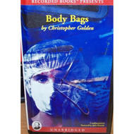 Body Bags By Christopher Golden Julie Dretzin Narrator On Audio - EE695911