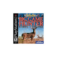 Cabela's Big Game Hunter: Ultimate Challenge For PlayStation 1 PS1 - EE695971