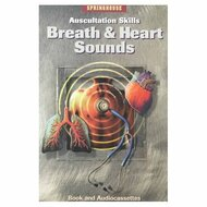Auscultation Skills: Breath And Heart Sounds By Springhouse Publishing - EE696130