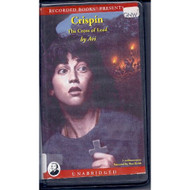 Crispin: The Cross Of Lead By Avi Ron Keith Narrator On Audio Cassette - EE696156