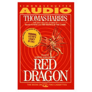 Red Dragon By Thomas Harris On Audio Cassette - EE696170