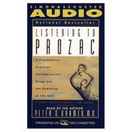 Listening To Prozac By Peter D Kramer On Audio Cassette - EE696293