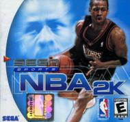 NBA 2K For Sega Dreamcast Basketball - EE696350