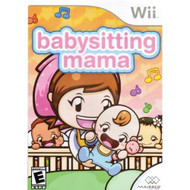 Babysitting Mama For Wii And Wii U - EE696380