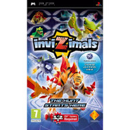 Invizimals For PSP UMD - EE696525