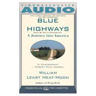 Blue Highways By Keith Reader William Heat-Moon Szarabajka On Audio - EE696700