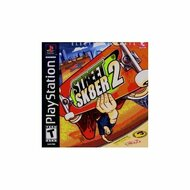 Street SK8TER 2 Ps For PlayStation 1 PS1 With Case With Manual and - EE696850