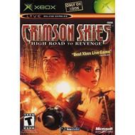 Crimson Skies: High Road To Revenge Xbox For Xbox Original - EE696867
