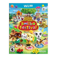 Animal Crossing: Amiibo Festival Game Only For Wii U With Manual and - EE696893