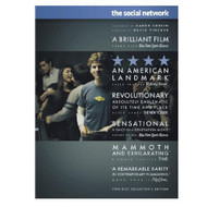 The Social Network Two-Disc Edition On DVD With Jesse Eisenberg 2 - EE696932