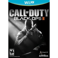 Call Of Duty: Black Ops II For Wii U COD Shooter - EE696950