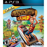 Cabela's Adventure Camp For PlayStation 3 PS3 Shooter - EE696971
