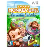 Super Monkey Ball: Banana Blitz For Wii - EE697002
