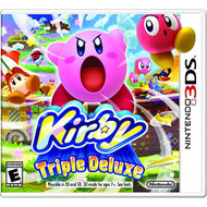 Kirby Triple Deluxe Nintendo For 3DS - EE697035