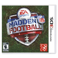 Madden NFL Football For 3DS - EE697038