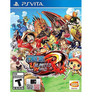 One Piece Unlimited World Red PlayStation Vita For Ps Vita - EE697063