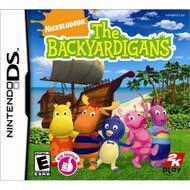 The Backyardigans For Nintendo DS DSi 3DS 2DS - EE697073