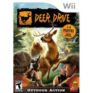 Deer Drive For Wii Shooter With Manual and Case - EE697100