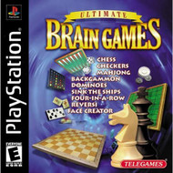 Ultimate Brain Games PlayStation For PlayStation 1 PS1 - EE697187