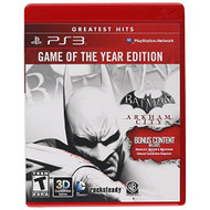 Batman: Arkham City Game Of The Year Edition Restricted Distribution - EE697412