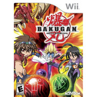 Bakugan Battle Brawlers For Wii And Wii U - EE697498