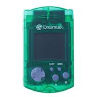 Sega Dreamcast Green Visual Memory Unit VMU - ZZ697612