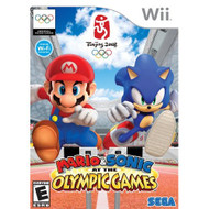Mario And Sonic At The Olympic Beijing Games For Wii And Wii U - ZZ697654
