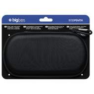 Bigben Fabric Pouch For PlayStation Vita Black For Ps Vita HWZ570 - EE697736