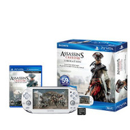 Assassin's Creed III Liberation PlayStation Vita Wi-Fi Bundle Ps Vita  - EE697944