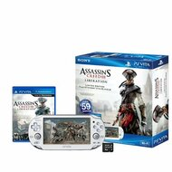 Assassin's Creed III Liberation PlayStation Vita Wi-Fi Bundle Ps Ps - EE697944