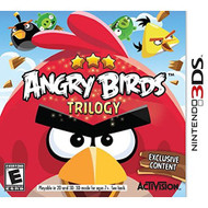 Angry Birds Trilogy Nintendo For 3DS Puzzle - EE698220