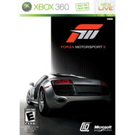 Forza Motorsport 3 For Xbox 360 Racing - EE698385