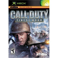 Call Of Duty Finest Hour For Xbox Original COD - EE698452