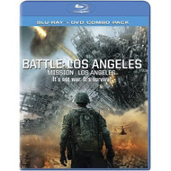 Battle: Los Angeles Blu Ray/dvd Combo Pack Blu-Ray On Blu-Ray - EE698495