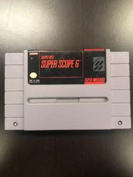 Super Scope 6 Nintendo Super NES For Super Nintendo SNES - EE698506