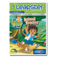 Leapfrog Leapster Learning Game Go Diego Go! For Leap Frog - EE698550