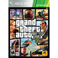 Grand Theft Auto V GTA 5 GTA For Xbox 360 - ZZ698745