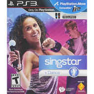 Singstar Dance For PlayStation 3 PS3 Racing - EE698799