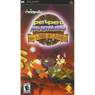 Neopets Petpet Adventures: The Wand Of Wishing For PSP UMD RPG With - EE698821