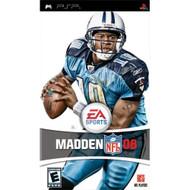 Madden NFL 08 Sony For PSP UMD Football - EE698835