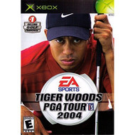 Tiger Woods PGA Tour 2004 Xbox For Xbox Original Golf - EE698929