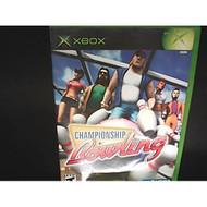 Championship Bowling Xbox For Xbox Original - EE698950