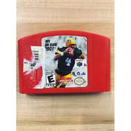 Nintendo 64 NFL Qb Club 2001 For N64 Football - EE699147