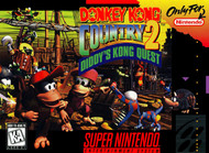 Donkey Kong Country 2: Diddy's Kong Quest For Super Nintendo SNES - EE699165