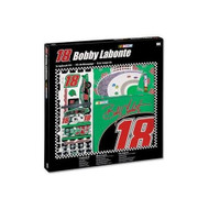Bobby Labonte Scrapbook Kit NASCAR #18 Original Box Toy - EE699294