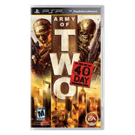 Army Of Two: The 40th Day Sony For PSP UMD - EE699348