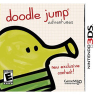Doodle Jump Nintendo For 3DS - EE699424