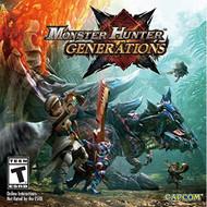 Monster Hunter Generations Nintendo Standard Edition For 3DS RPG - EE699429