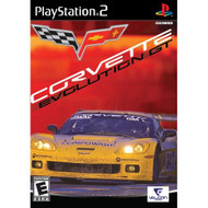 Corvette Evolution GT For PlayStation 2 PS2 With Manual and Case - EE699472